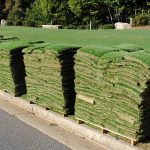 pallets of sod grass sod delivery